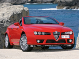 Photos of Alfa Romeo Spider 939E (2006–2010)