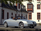 Photos of Alfa Romeo Spider 916 (2003–2005)