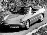 Pictures of Alfa Romeo Spider 115 (1990–1993)