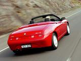 Pictures of Alfa Romeo Spider AU-spec 916 (2003–2005)