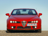 Pictures of Alfa Romeo Spider UK-spec 939E (2006–2010)
