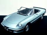 Pictures of Alfa Romeo Spider 115 (1983–1990)