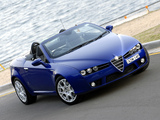 Pictures of Alfa Romeo Spider AU-spec 939E (2006–2010)