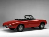 Alfa Romeo Spider 1600 Duetto 105 (1966–1967) wallpapers