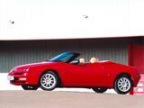 Alfa Romeo Spider UK-spec 916 (1998–2003) wallpapers