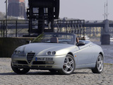 Alfa Romeo Spider 916 (2003–2005) wallpapers