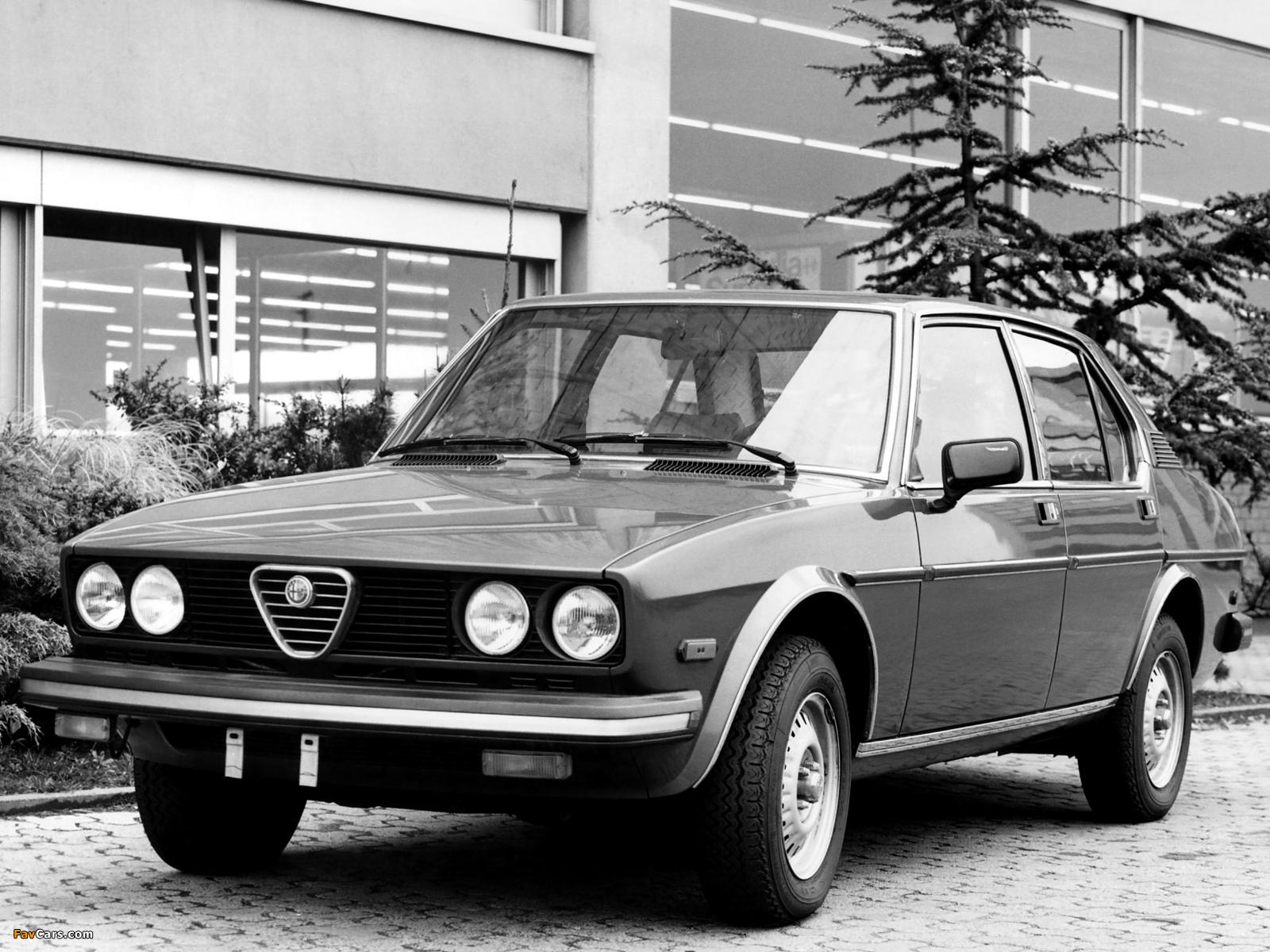 Images of Alfa Romeo Sport Sedan 116 (1978–1981) (1600 x 1200)