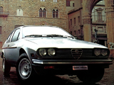 Alfa Romeo Sprint Veloce 116 (1978–1981) wallpapers