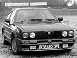 Alfa Romeo Sprint 1.5 Cloverleaf Veloce 902 (1983–1987) pictures