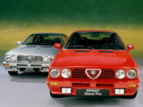 Alfa Romeo Sprint 1.5 Quadrifoglio Verde Grand Prix 902 (1984) wallpapers