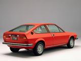 Photos of Alfa Romeo Alfasud Sprint Veloce 902 (1978–1983)