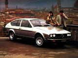 Photos of Alfa Romeo Sprint Veloce 116 (1978–1981)