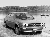 Alfa Romeo Alfasud Sprint 902 (1976–1978) wallpapers