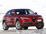 Alfa Romeo Stelvio (949) 2017 photos