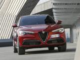 Alfa Romeo Stelvio (949) 2017 pictures
