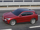 Alfa Romeo Stelvio (949) 2017 wallpapers
