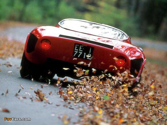 Alfa Romeo Tipo 33 Stradale (1967–1969) photos (640 x 480)