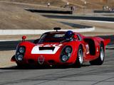 Alfa Romeo Tipo 33/2 Daytona (1968–1969) pictures