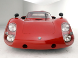 Alfa Romeo Tipo 33/2 Le Mans (1968–1969) wallpapers