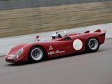 Alfa Romeo Tipo 33/3 Sebring (1969–1971) pictures