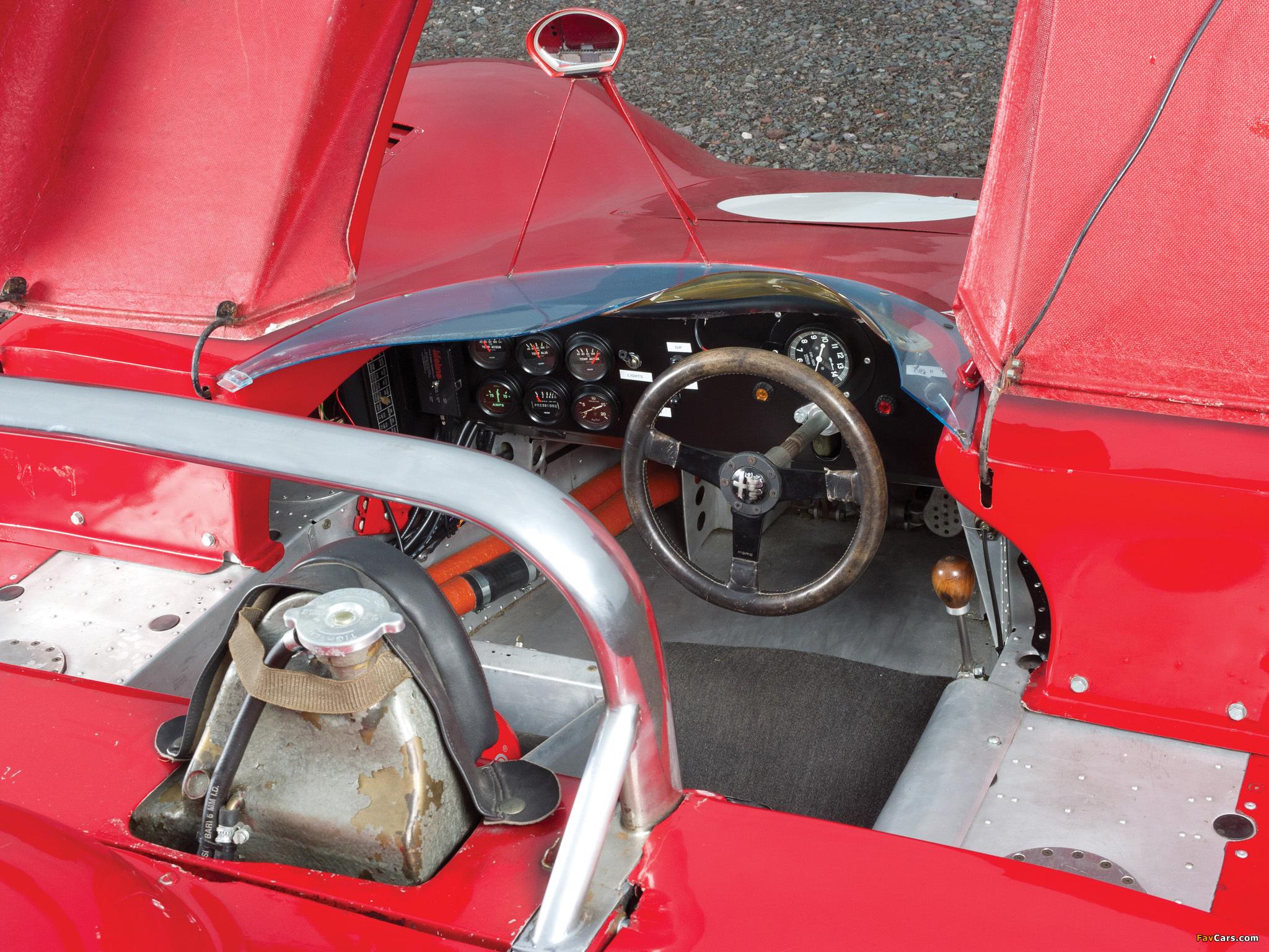 Alfa Romeo Tipo 33/3 Sebring (1969–1971) wallpapers (2048 x 1536)