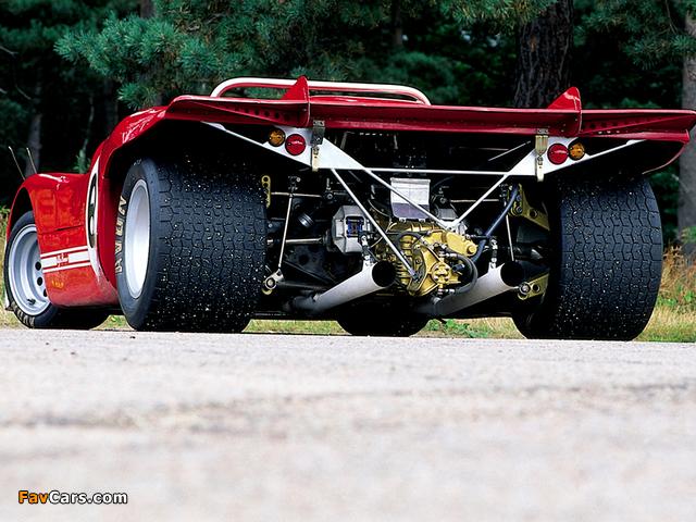 Alfa Romeo Tipo 33 TT3 Spider (1971–1972) photos (640 x 480)
