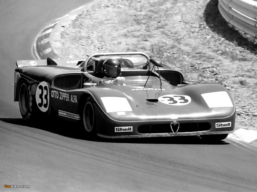 Alfa Romeo Tipo 33 TT3 Spider (1971–1972) pictures (1024 x 768)