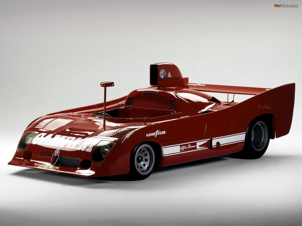 Alfa Romeo Tipo 33TT12 (1973–1975) pictures (1280 x 960)