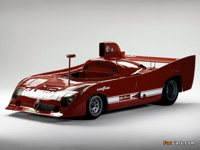Alfa Romeo Tipo 33TT12 (1973–1975) pictures (640 x 480)