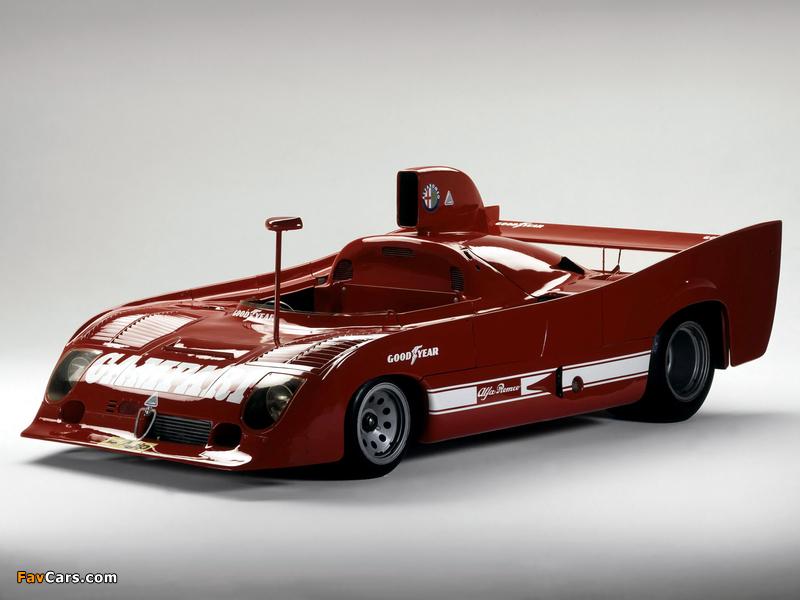 Alfa Romeo Tipo 33TT12 (1973–1975) pictures (800 x 600)