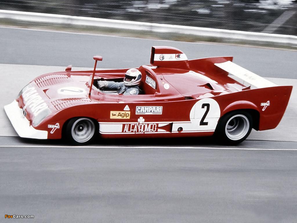 Alfa Romeo Tipo 33TT12 (1973–1975) pictures (1024 x 768)