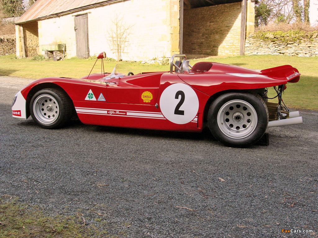 Images of Alfa Romeo Tipo 33 TT3 Spider (1971–1972) (1024 x 768)