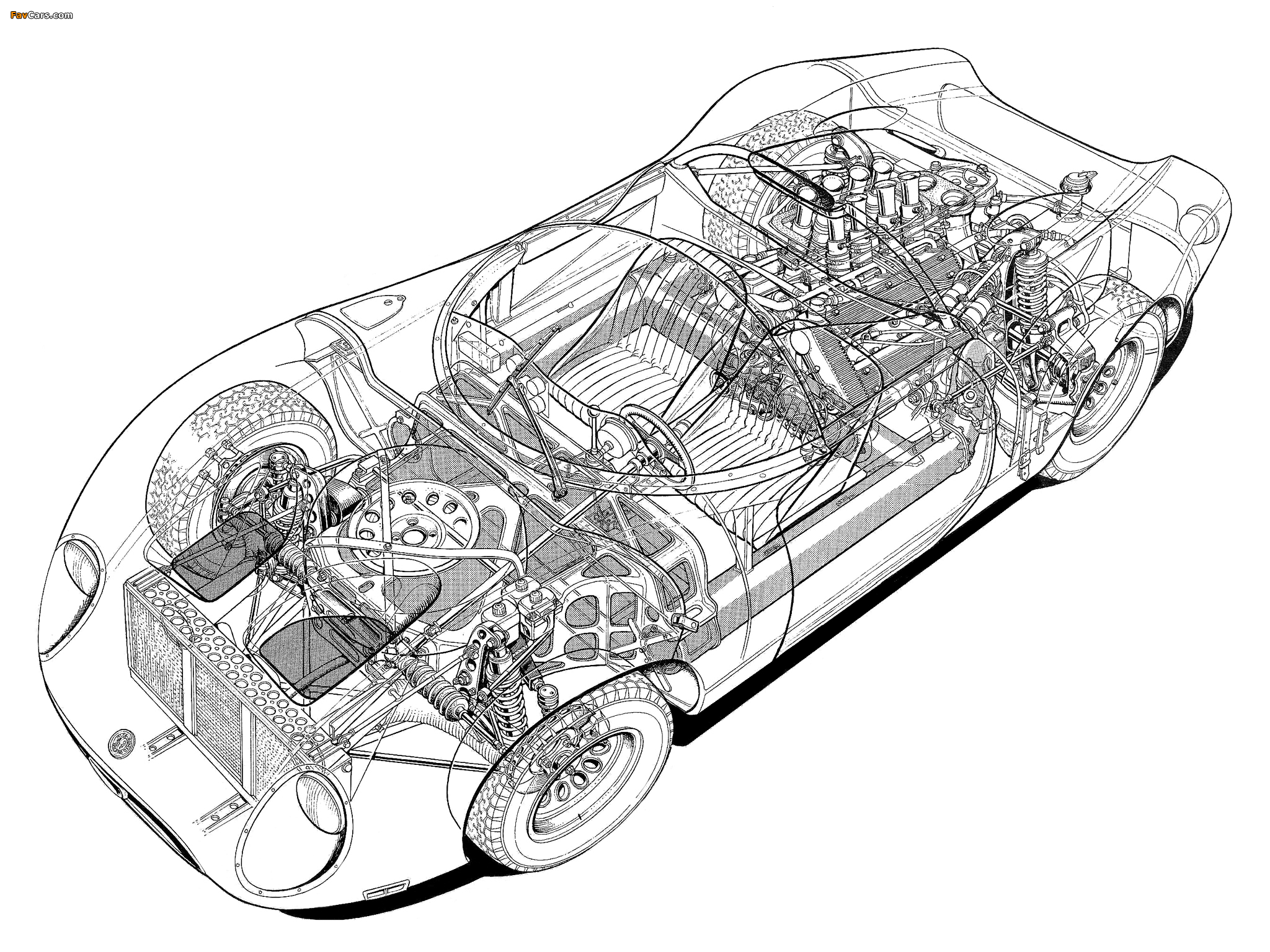 Photos of Alfa Romeo Tipo 33/2 Fleron (1967–1968) (2048 x 1536)