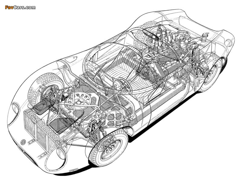 Photos of Alfa Romeo Tipo 33/2 Fleron (1967–1968) (800 x 600)