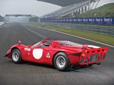 Photos of Alfa Romeo Tipo 33/2 Daytona (1968–1969)