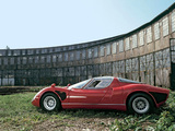 Pictures of Alfa Romeo Tipo 33 Stradale (1967–1969)