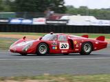 Pictures of Alfa Romeo Tipo 33/2 Le Mans (1968–1969)