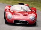 Alfa Romeo Tipo 33/2 Fleron (1967–1968) wallpapers
