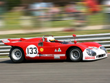 Alfa Romeo Tipo 33 TT3 Spider (1971–1972) wallpapers