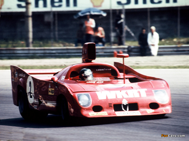 Alfa Romeo Tipo 33TT12 (1973–1975) wallpapers (800 x 600)
