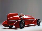 Alfa Romeo Tipo B Aerodynamica P3 (1934) photos