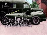 Alfa Romeo Tipo C 8C-35 (1935) pictures