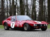 Alfa Romeo Giulia TZ Berlinetta Prototipo 105 (1965) pictures