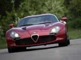 Alfa Romeo TZ3 Stradale (2011) images