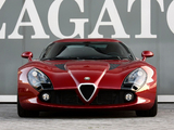 Alfa Romeo TZ3 Stradale (2011) pictures