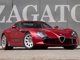 Images of Alfa Romeo TZ3 Stradale (2011)