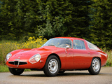 Photos of Alfa Romeo Giulia TZ 105 (1963–1967)