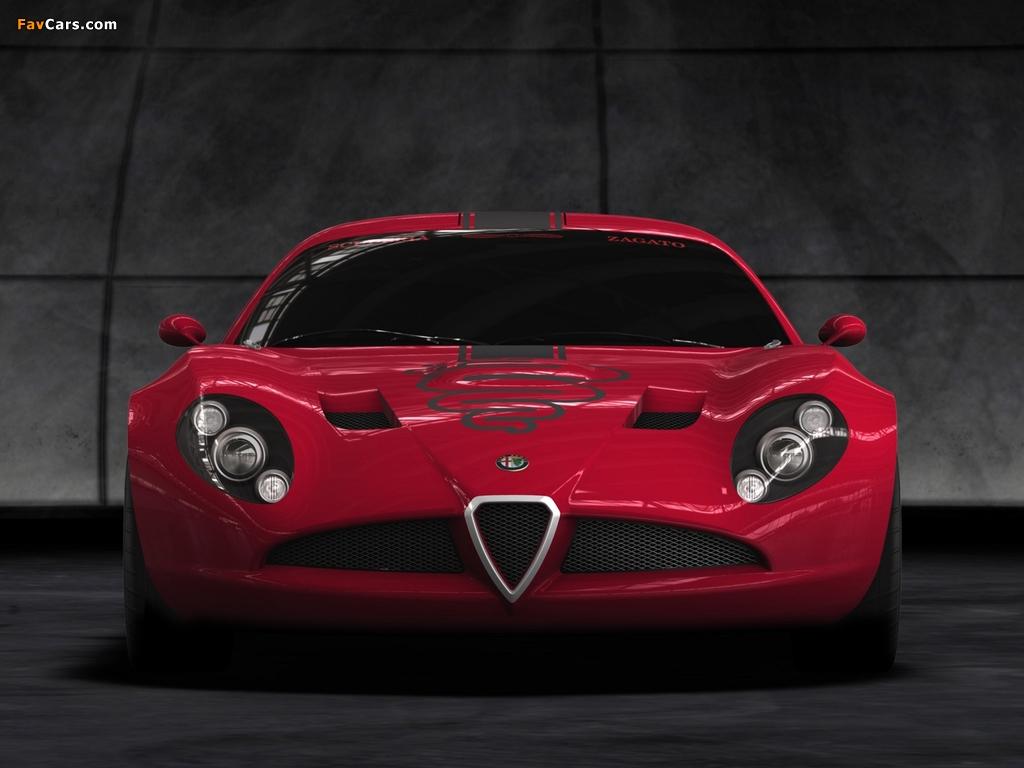 Photos of Alfa Romeo TZ3 Corsa (2010) (1024 x 768)