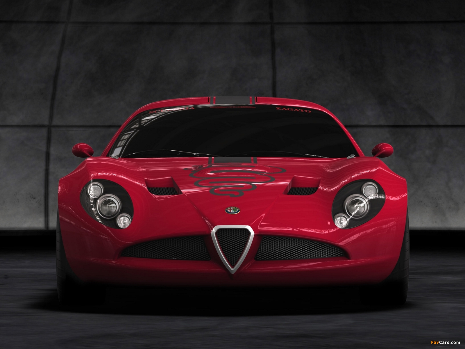 Photos of Alfa Romeo TZ3 Corsa (2010) (1600 x 1200)