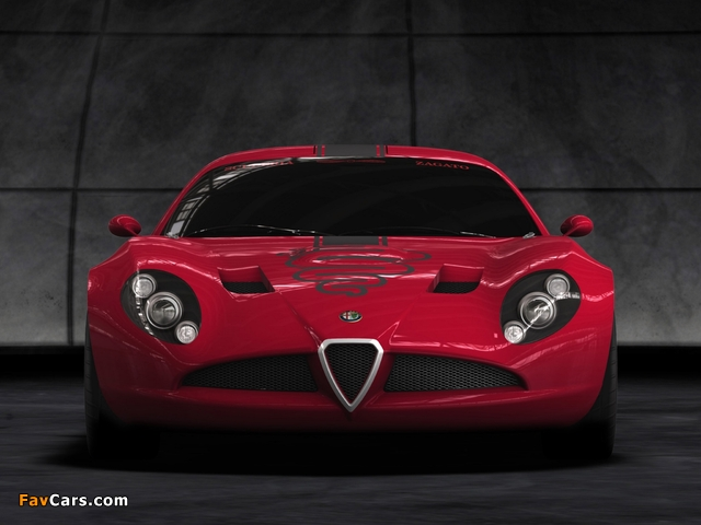 Photos of Alfa Romeo TZ3 Corsa (2010) (640 x 480)